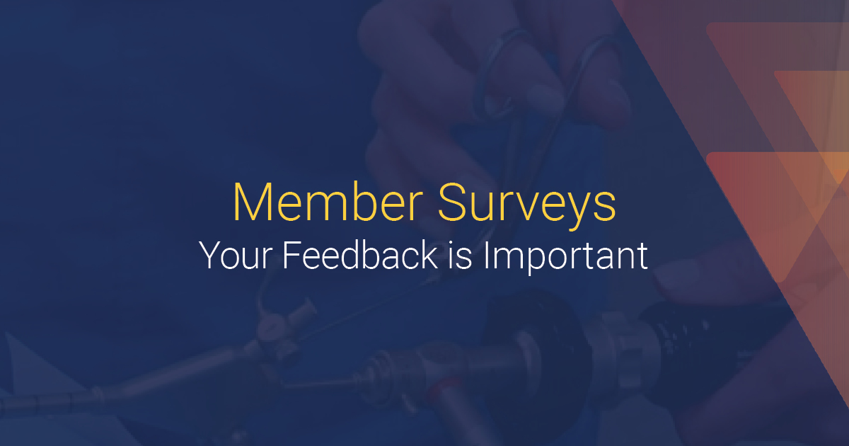 Member Surveys